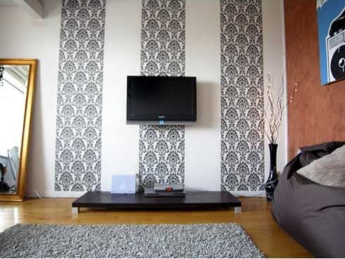Best Living Room Wallpaper Designs Custom Home Wallpaper  Wallpaper Design  Part 5  Adorable Wallpapers Design Decoration