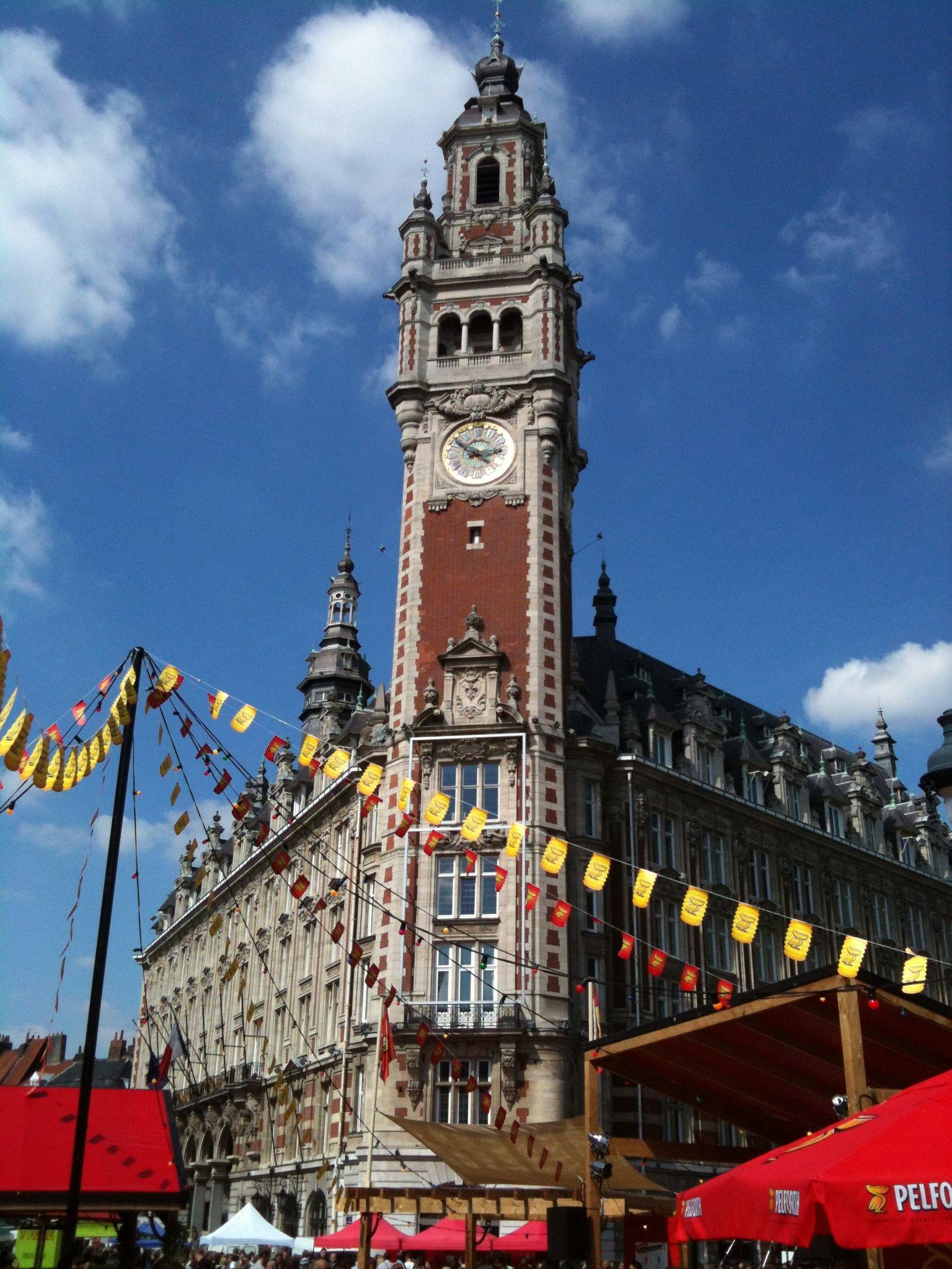 Lille - France Braderie de lille 2012 Photo Denis Verbeke | Study ...