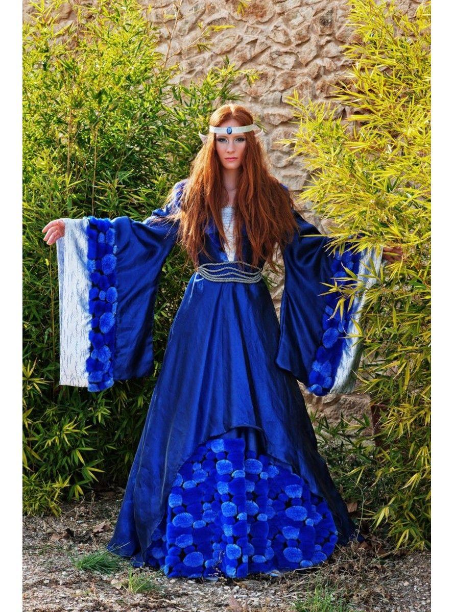 disfraz de reina elfa anfisa - Disfraz De Elfa