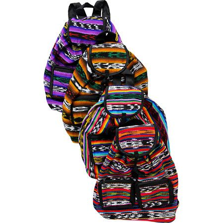BAJA BAGS  Baja Bags Girls Perraje Bright Lana Backpack  $21.95