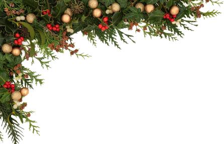 Christmas Borders Png Border Craftapped Christmas Borders Png Svg Library Christmas Leaves Free Christmas Backgrounds Tree Branch Decor