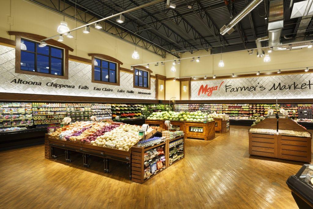 Mega Foods Eau Claire Wis En 2020 Mostradores Abarrotes Supermercado