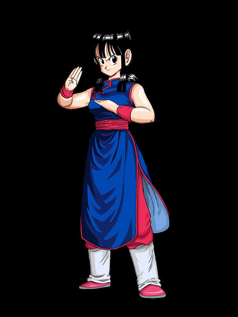 Chi Chi Render 9 By Maxiuchiha22 Dragon Ball Art Anime Dragon Ball Chi Chi