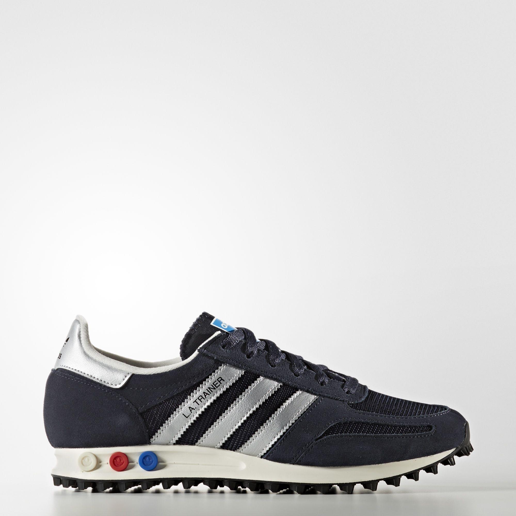 594dd1dc712de adidas - LA Trainer OG Shoes