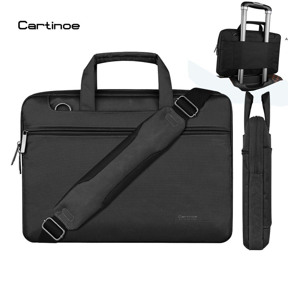 Cartinoe Waterproof Laptop Bag 12 14 15 Laptop Sleeve Notebook Shoulder  Messenger Bag for Macbook Air 13 Case Pro 13 0517c6fd4