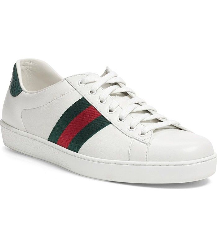 A First Look at the Gucci Sneakers That Will Immediately Sell Out via   WhoWhatWear c8e46d86419a