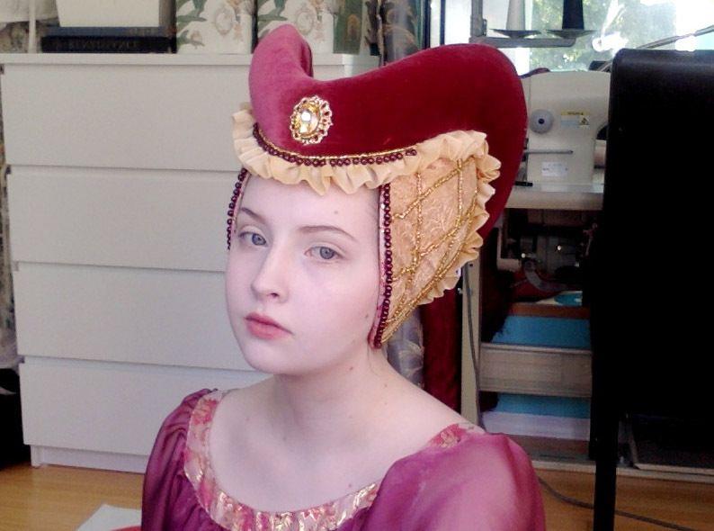 coiffe chapeau