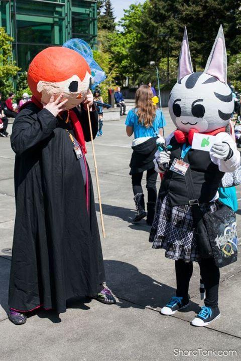 animal crossing cosplay