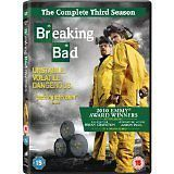 #Breaking bad - #season 3 - uk r2 dvd - used,  View more on the LINK: http://www.zeppy.io/product/gb/2/222001319467/