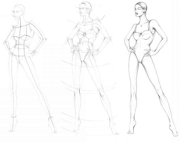 Drawing Body Perfectly | BODY DRAWING | Pinterest | Figurin ...