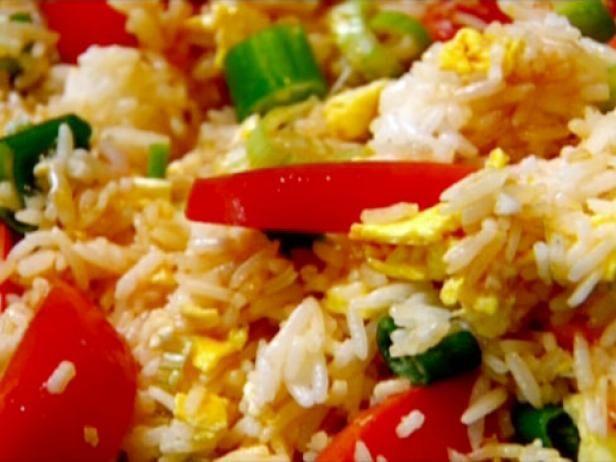 Egg Fried Rice Recipe Fried Rice Recipes Maggi Recipes