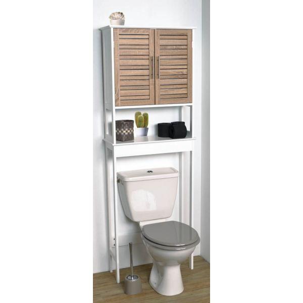 meuble salle de bain au dessus wc