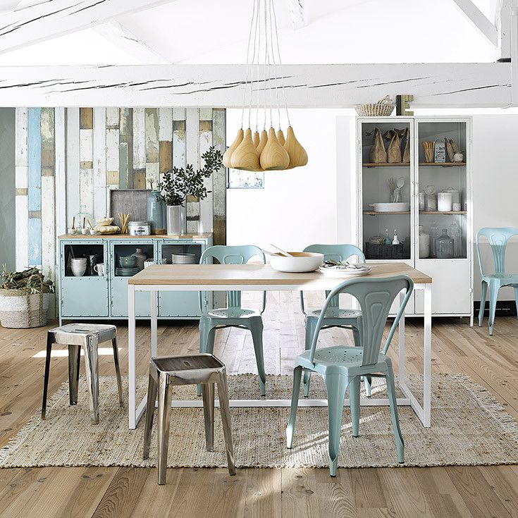Muebles y decoraci n de interiores costero maisons du monde dining rooms muebles - Sweet home muebles ...