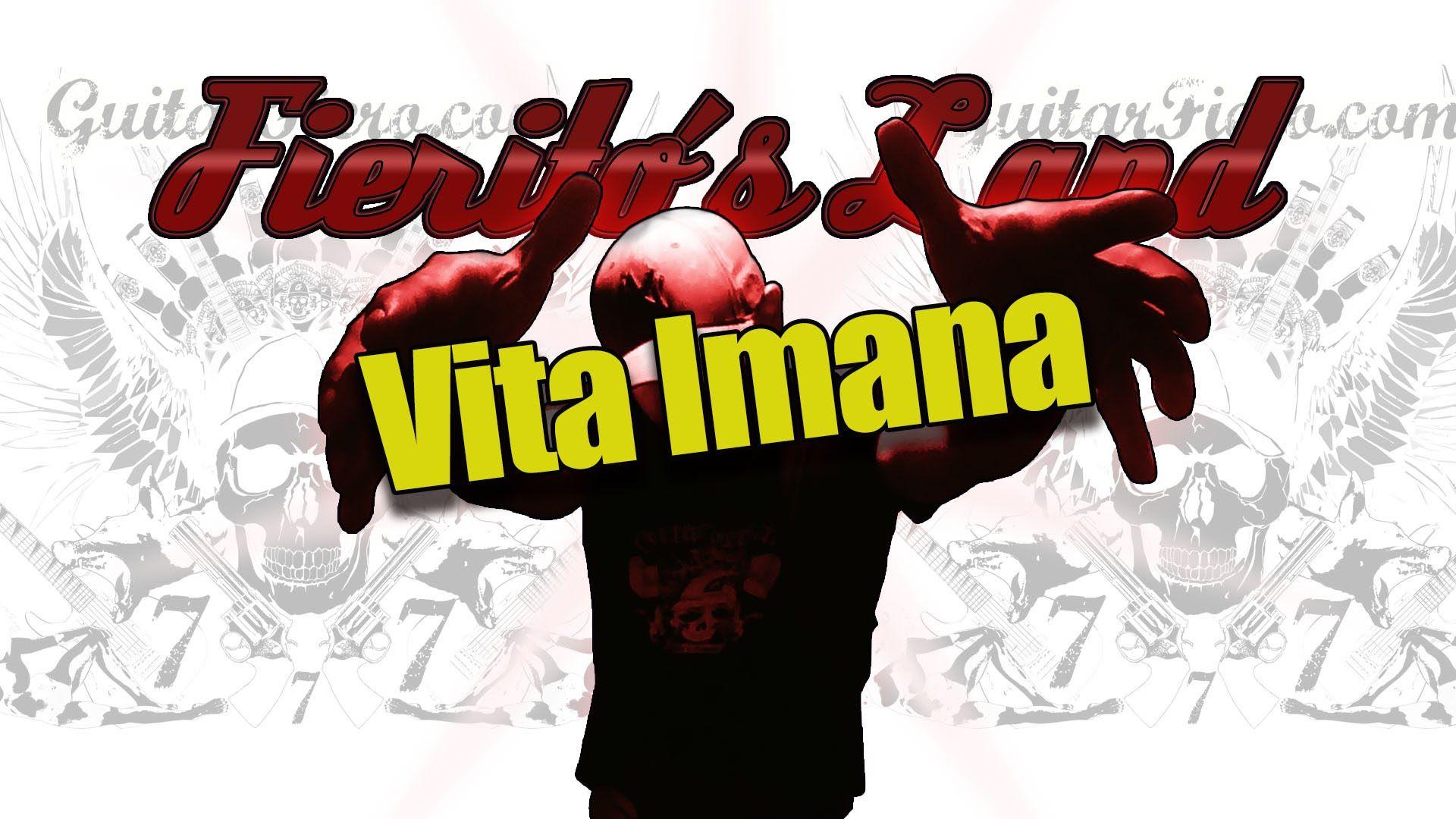 Os presento a Vita Imana