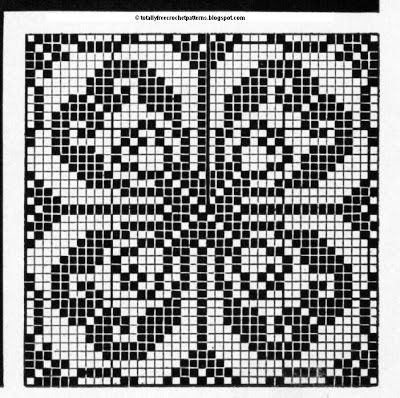 Totally Free Crochet Pattern Blog Patterns Size 10 Thread Giant