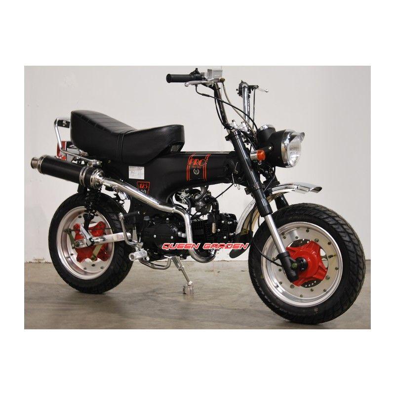 SKYMAX DAX PRO 125cc | Dax Attack! | Motorcycle, Vespa, Bike