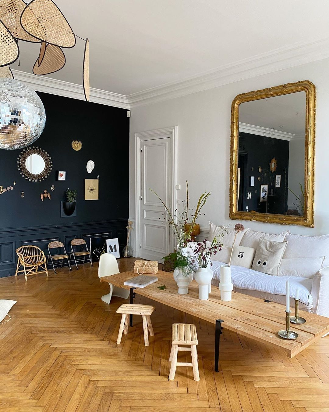 Pin By Polkadoter On Living Room In 2020 Home Decor Furniture Decor #oversized #mirrors #for #living #room