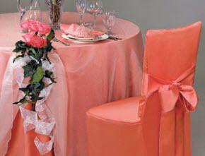 Organza Sheer Tablecloths