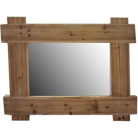 Driftwood Sleeper Mirror #dunelm #home #nautical ...