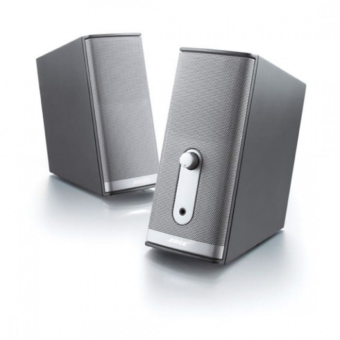 bose pc speakers. the bose® companion® 2 series ii multimedia speaker system represents a significant upgrade in bose pc speakers