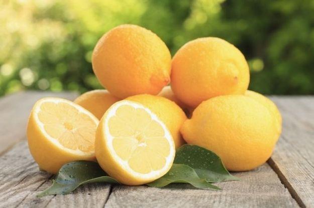 ricetta al limone per dimagrire