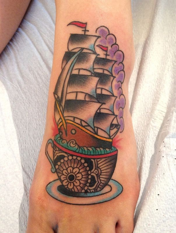 951ed94c65322 20 Best Tattoos of the Week – July 11th to July 17th, 2013 | tattoo ...