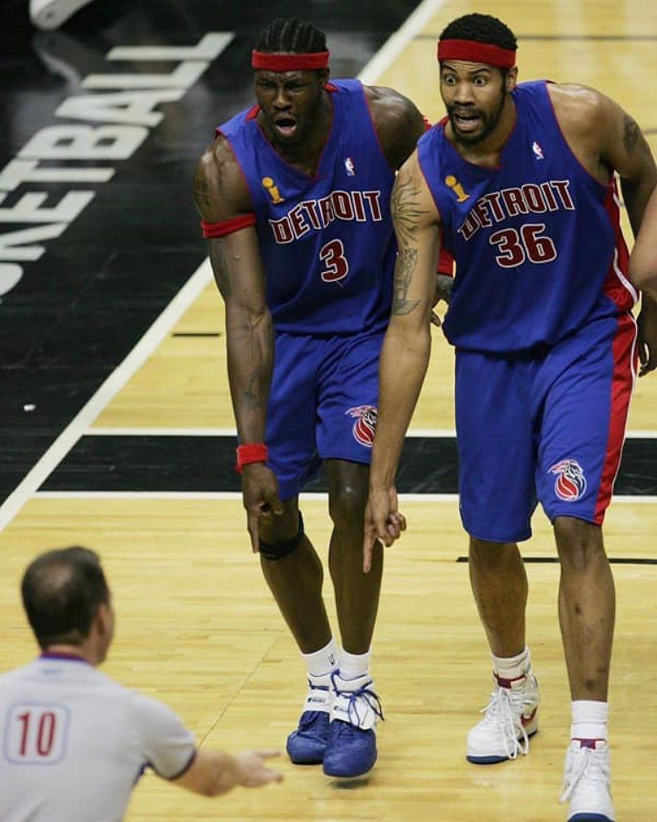 Pin by Carlton Glass on Detroit pistons in 2020 Sports