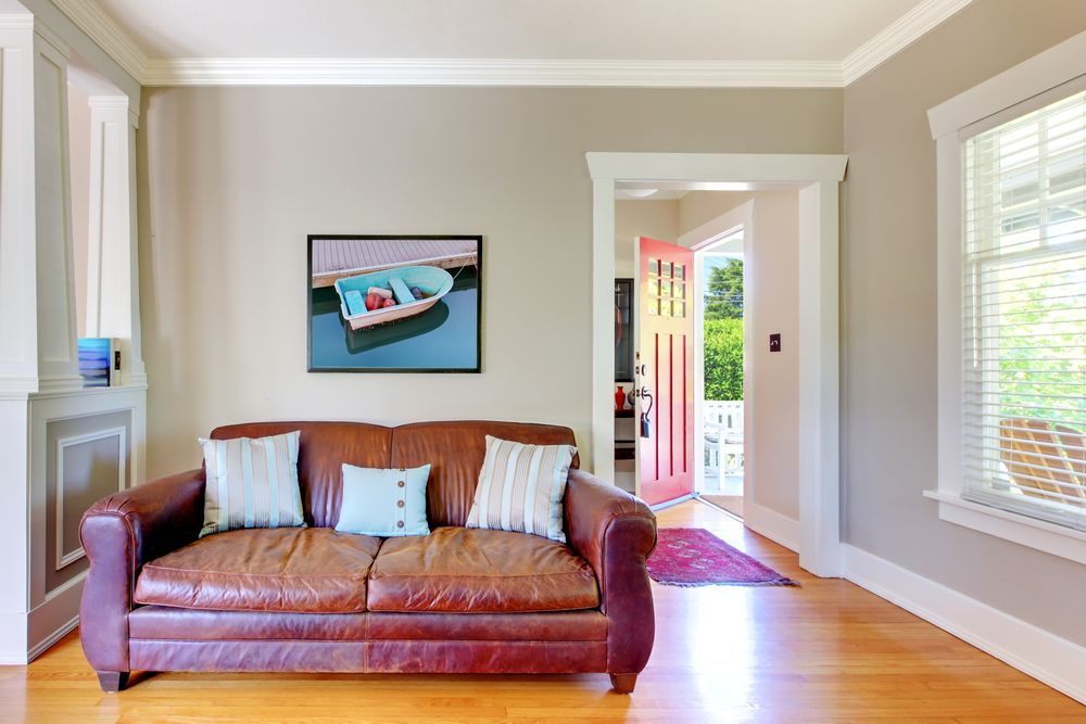 Depiction of Top Interior Paint Colors for 2014 that Provide You