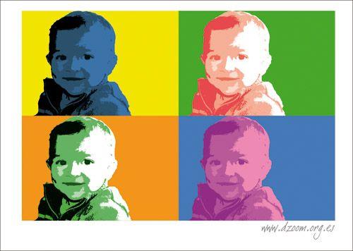 Efecto Andy Warhol Pop Art Con Photoshop En 7 Sencillos Pasos
