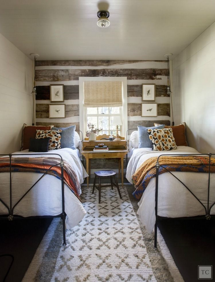 House Tour Chic Sewanee Cabin Style House tours, Cabin and House