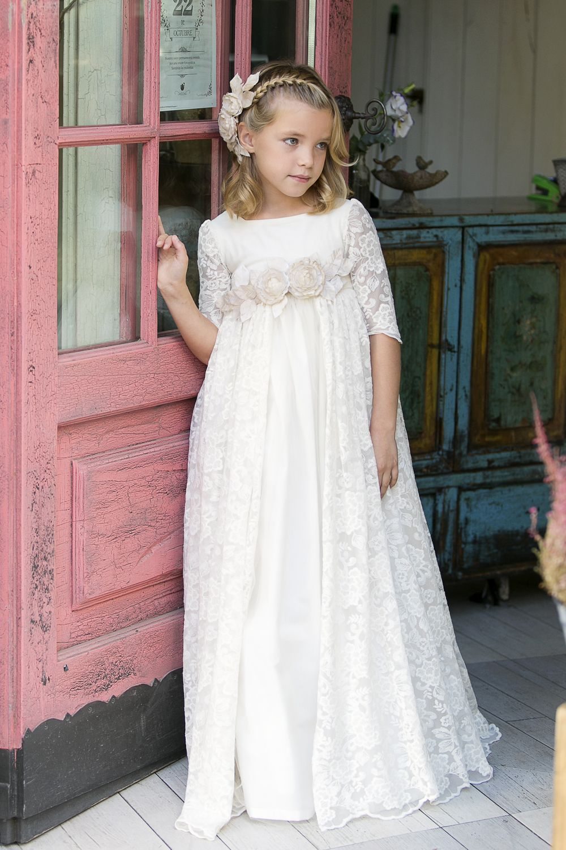 Vestido para mi primera comunion