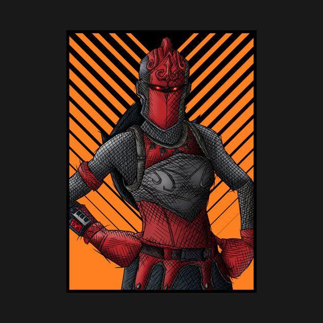 Red Knight Fortnite Skins Wallpaper