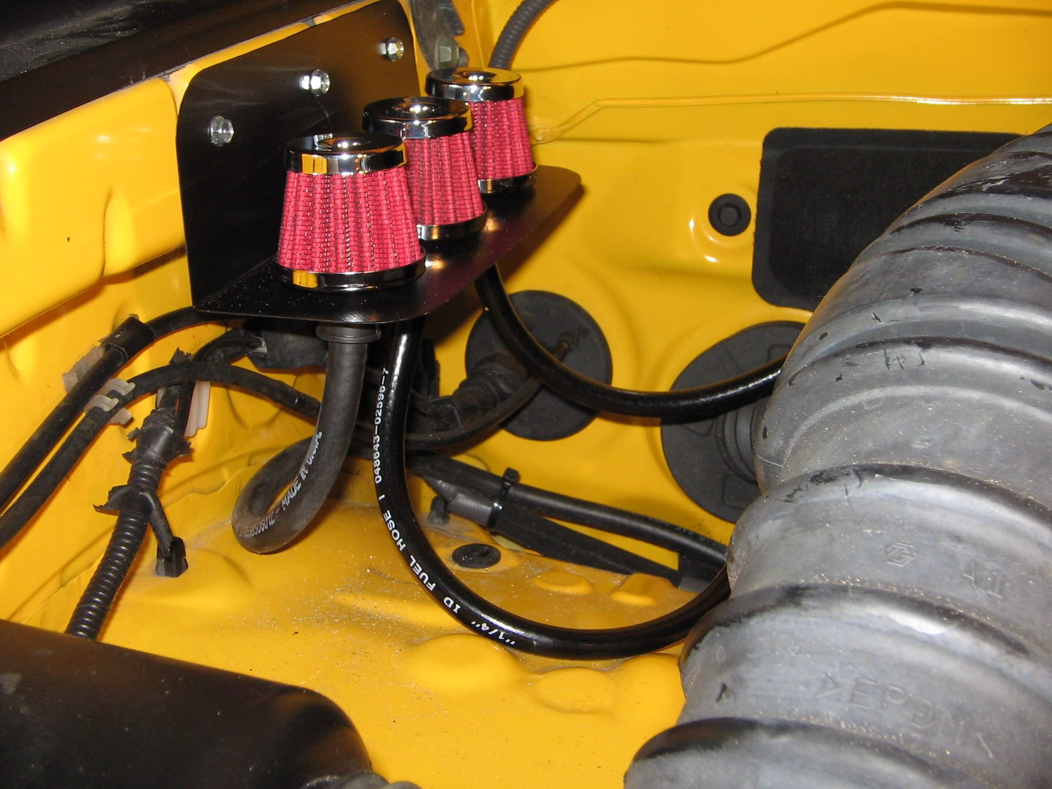 Clean Breather Vent Mounting Off Road Survival Vehicles Toyota Fj Trailer Wiring Cruiser Forum Land Jeep Hacks