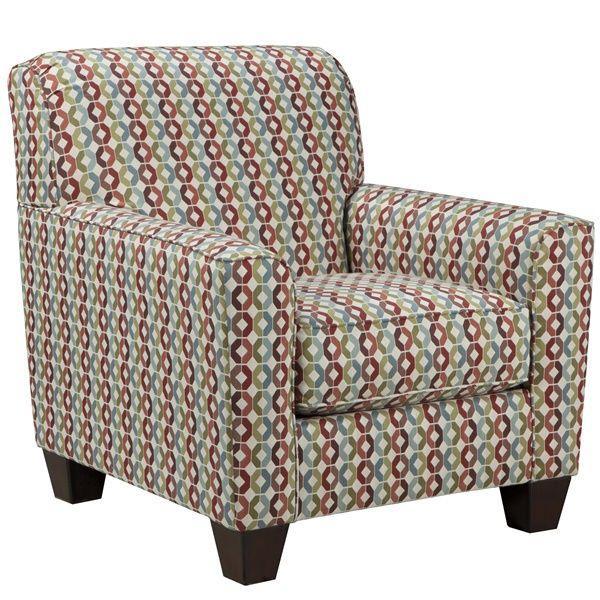 Wondrous Multicolor Accent Chair Brians Furniture Accent Chairs Inzonedesignstudio Interior Chair Design Inzonedesignstudiocom