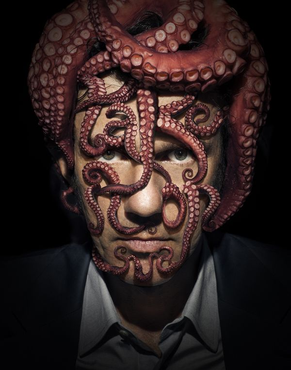 Sagmeister & Walsh #octopus #tentacles - Carefully selected by @Gorgonia www.gorgonia.it