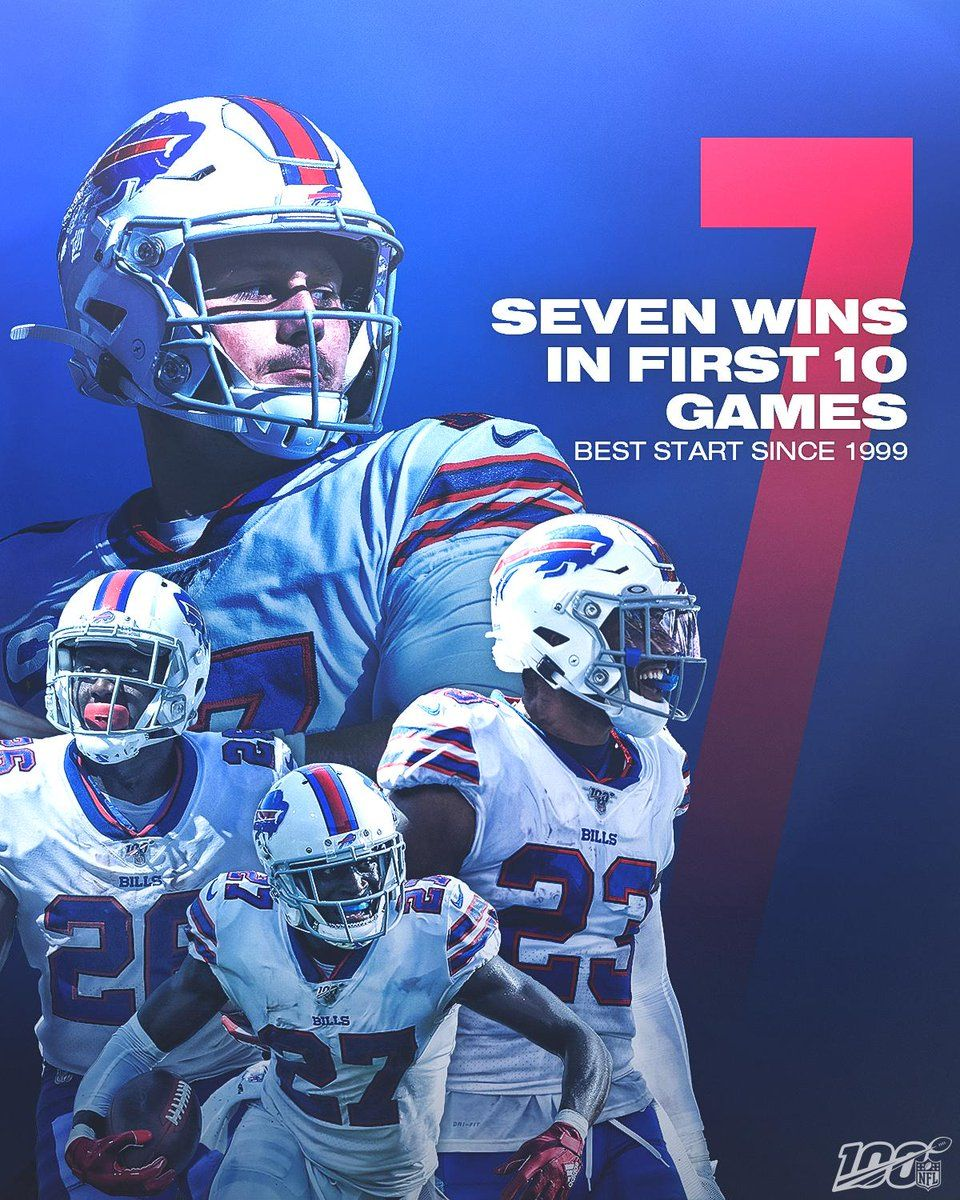 NFL ON TWITTER THE BUFFALOBILLS ARE OFF TO THEIR BEST in ...