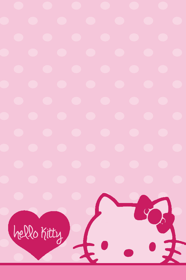 iPhone Hello Kitty Wallpapers Group × Hello Kitty