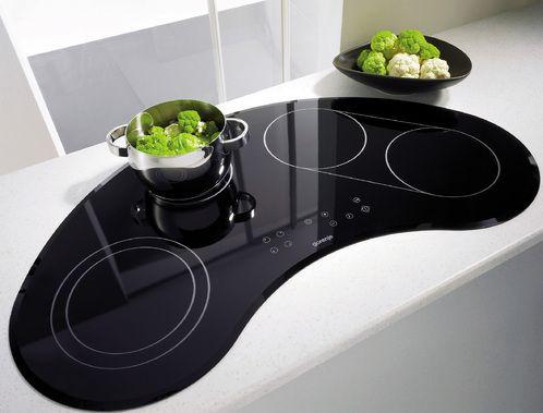 Plaques De Cuisson Induction Ou Vitroceramique DECO Pinterest - Cuisiniere induction gaz pour idees de deco de cuisine