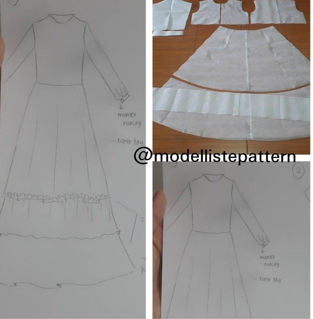 Pin by nellis apriani on sewing tutorials pinterest sewing