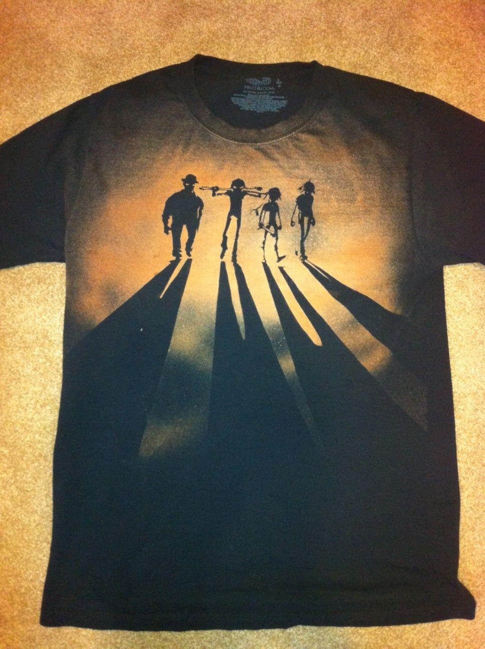 cool shirt stencils