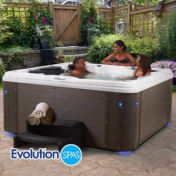 Evolution Spas Impression 85-Jet, 6-person Spa