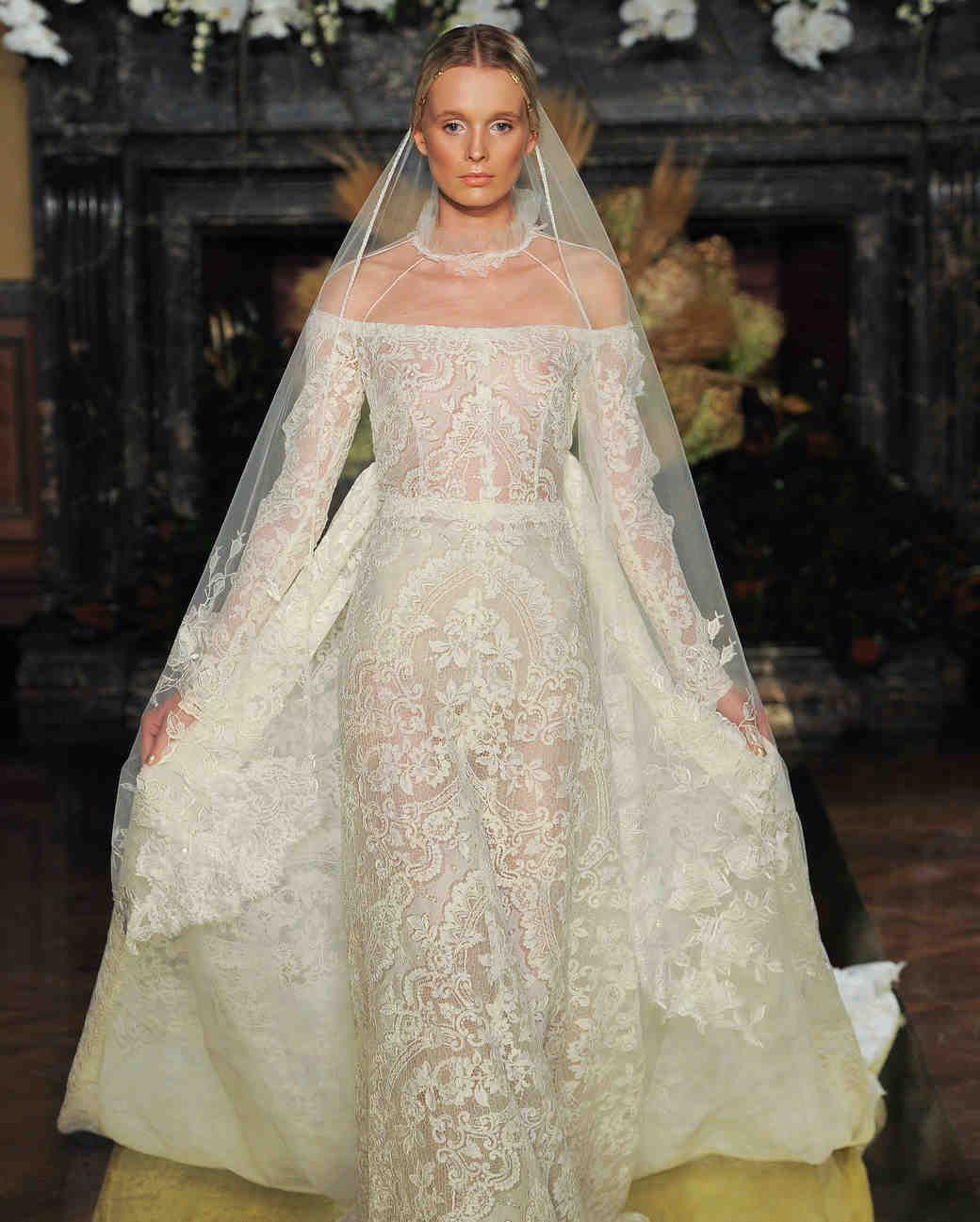 Yolancris fall wedding dress collection martha stewart