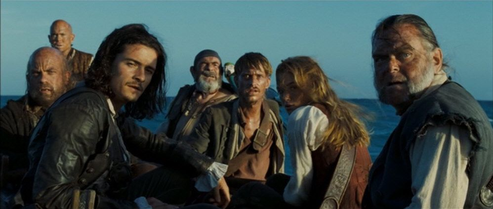 pirates of the caribbean 1 cast - Google-haku   Pirates of