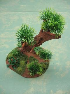 Wargame news and terrain: How to: Jungle trees | Miniatures