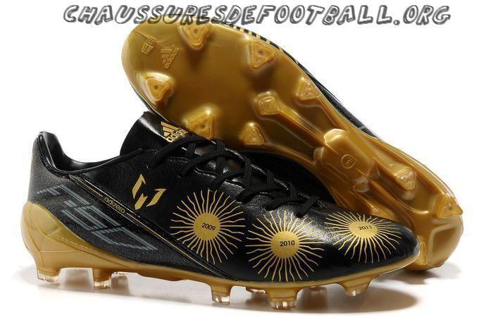 the best attitude 1e8ae e0b77 ... Adidas F50 adizero TRX FG Leo Messi BTouson d Or Noir Or ...