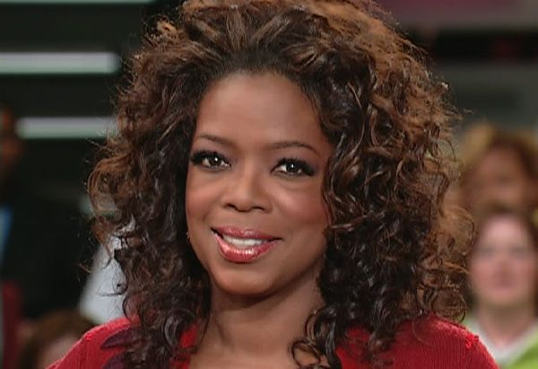 """Oprah tells her special audience to stand up and give themselves a big round of applause. """"I think what you all did was a miracle,"""" she says. """"What the world needs today is a few miracles."""" With the holidays fast approaching, Oprah hopes that everyone watching the Pay It Forward Challenge will be energized to spread good cheer this season."""