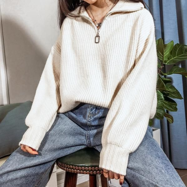 Jean Sweater