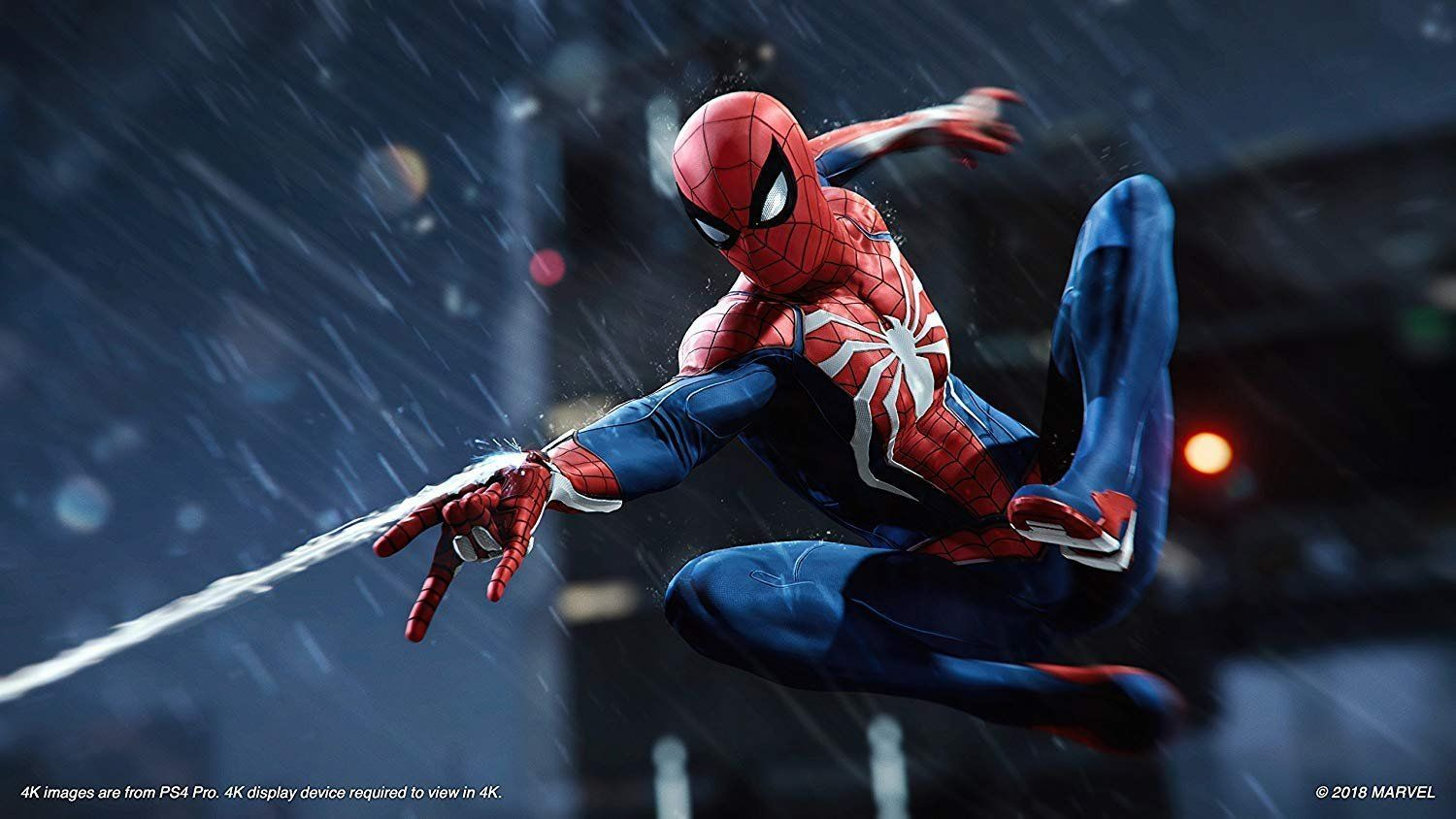 Spider-Man: Game of the Year Edition – PS4
