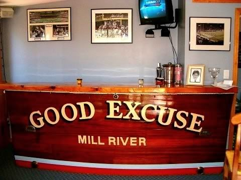 Home Bar That Looked Like A Boat Transom   The Hull Truth   Boating And  Fishing Forum