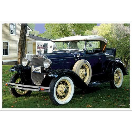 Ford Model A 1930.
